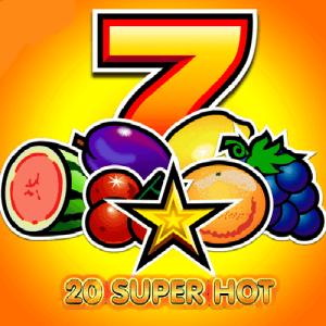 20 Super Hot Kostenlos Spielen Slot Spiel Bild
