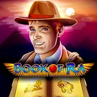 Book of Ra Online Slot Spiel Bild