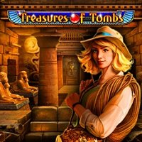 Treasures of Tombs Slot Slot Spiel Bild
