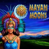 Mayan Moons Slot Slot Spiel Bild