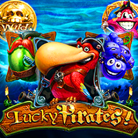 Lucky Pirates Slot Slot Spiel Bild