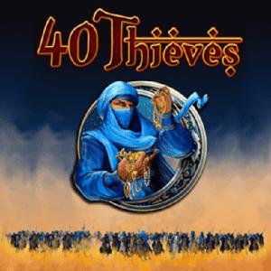 40 Thieves Kostenlos Spielen Slot Spiel Bild