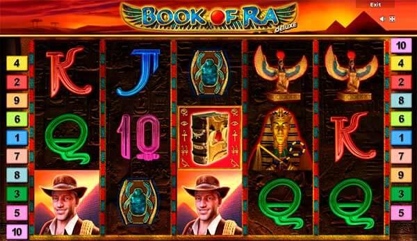 Book Of Ra Mit Paysafe Spielen