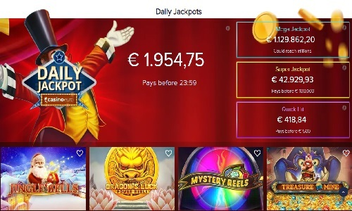 Casino Euro screenshot
