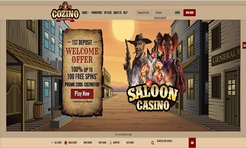 Cozino screenshot