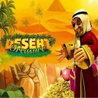 Desert Treasure Kostenlos Spielen Slot Spiel Bild