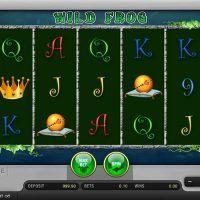 Wild Frog Kostenlos Spielen Slot Spiel Bild