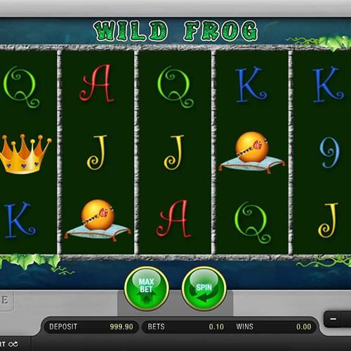 Spiele Wild Frog - Video Slots Online