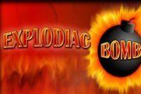 Explodiac Slot Spiel Bild