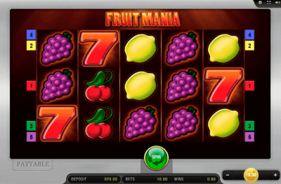 Spiele Menu Mania - Video Slots Online