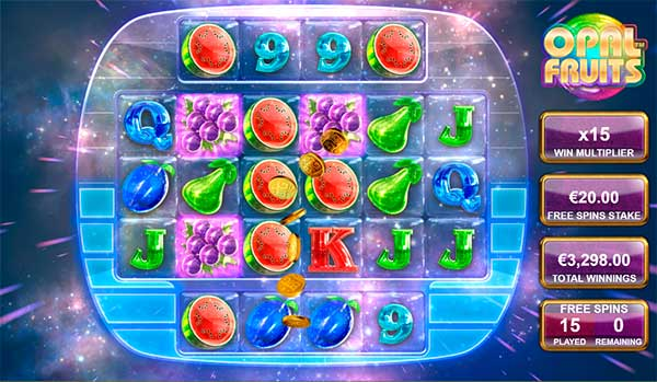 Gambling games free spins